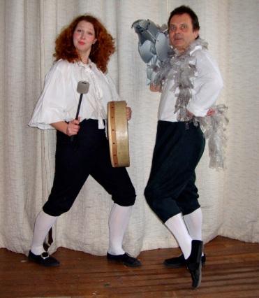 Fiona McRae and Ross Stenhouse,