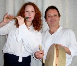 Fiona McRae and Ross Stenhouse