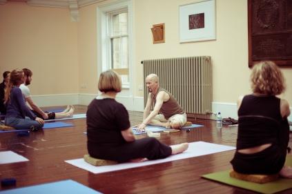 David Dodd yoga weekend March 2013
