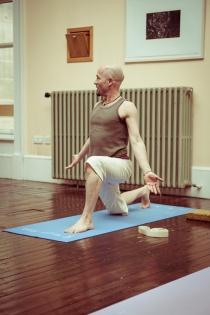 David Dodd yoga