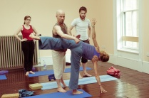David Dodd yoga March 2013