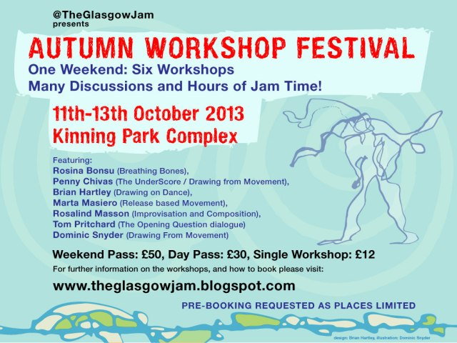 Autumn workshop festival