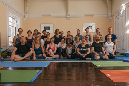 Kia Naddermier Yoga + Pranayama May 2017